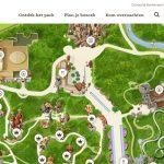 Efteling plattegrond
